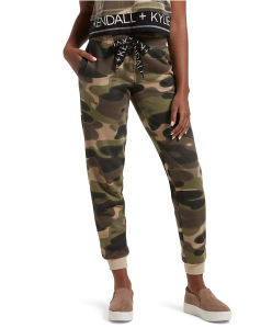 KENDALL + KYLIE Women's Oversized Drawstring Lounge Pant