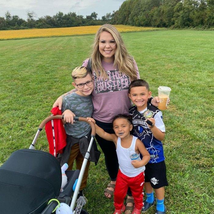 Kailyn Lowry está dispuesta a dejar que sus hijos vean Teen Mom 2 en el futuro