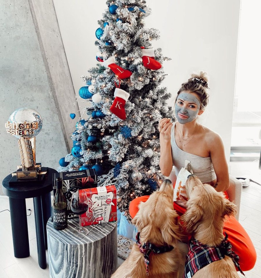 Kaitlyn Bristowe Christmas Tree