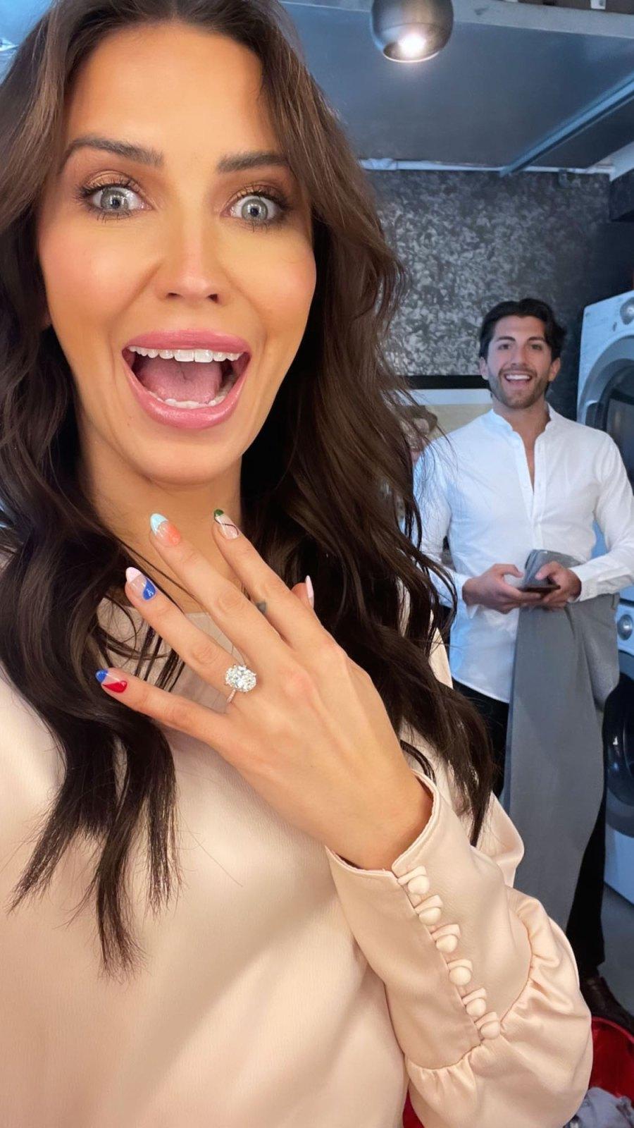 Kaitlyn Bristowe Engagement Ring Jason Tartick