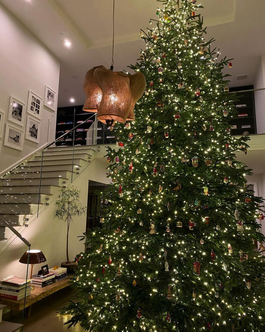 Kardashian-Jenner Family Shows Off Their 2020 Christmas Decorations