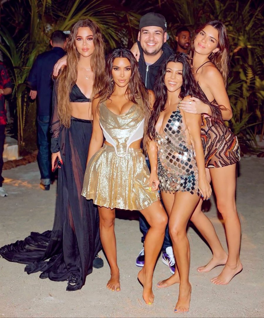 Kardashian-Jenner Family's Year in Review: Biggest Moments of 2020