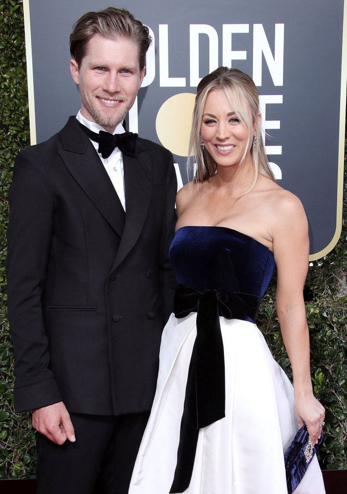 Karl Cook Kaley Cuoco Hilariously Dodges Question About Ex Henry Cavill