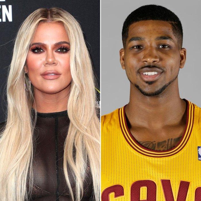 Los fanáticos de Khloe Kardashian la defienden después de que ella comenta sobre la foto del hijo de Tristan Thompson
