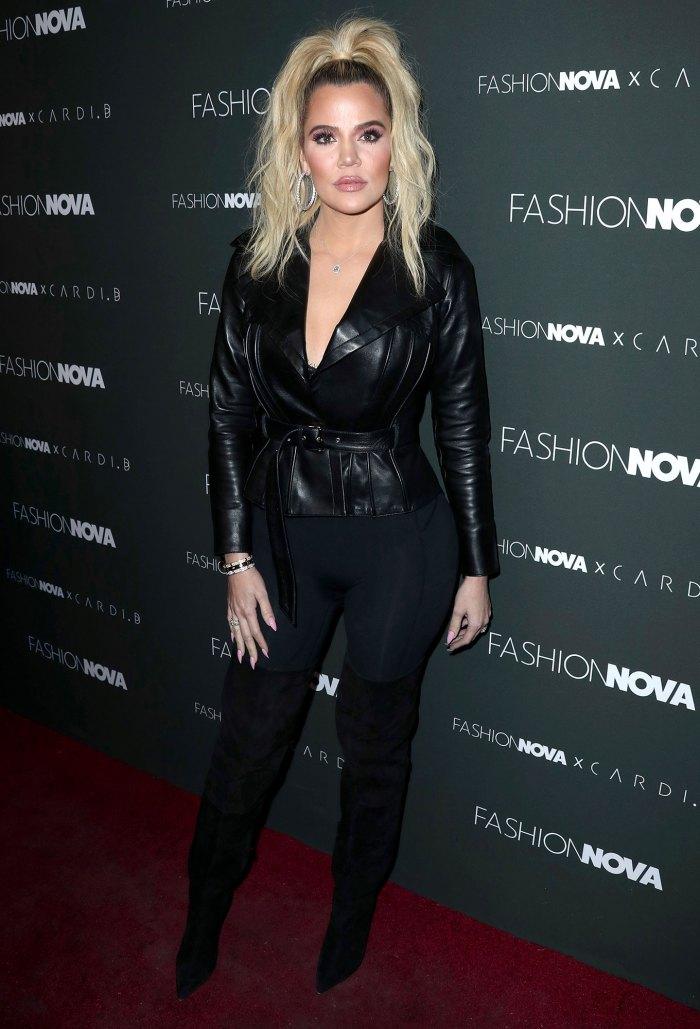 Khloe Kardashian Less Active on Social Media During the Holidays