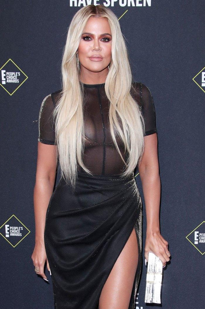 Khloe Kardashian Reveals Christmas Eve Party Is Canceled