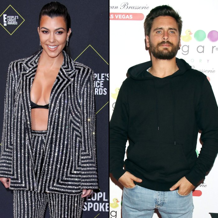 Kourtney Kardashian Shares Cryptic Quote About an Ex Coming Back Amid Scott Disick Rumors