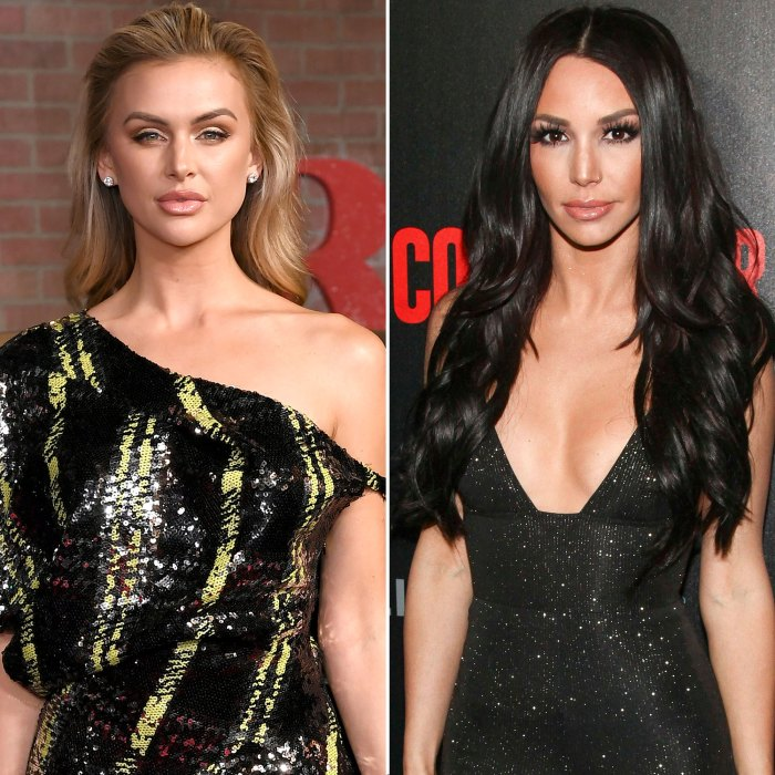 Lala Kent Says Her Relationship With Scheana Shay Is Nonexistent