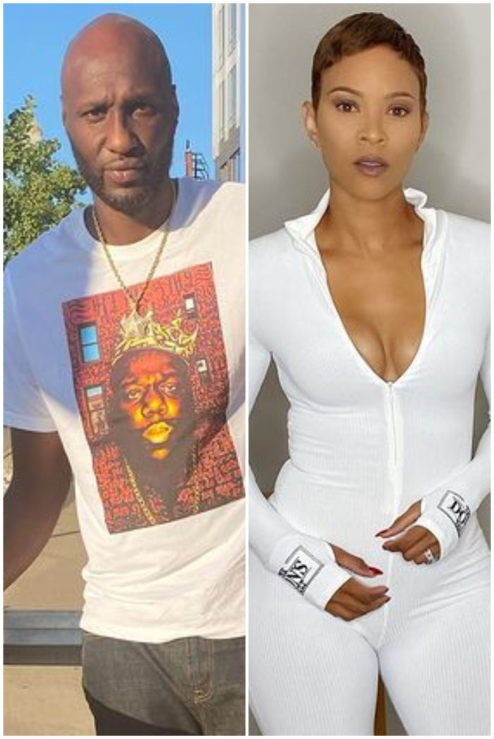 Lamar Odom and Fiancee Sabrina Parr Split Again as He Claims She Is Holding His Social Media 'Hostage'