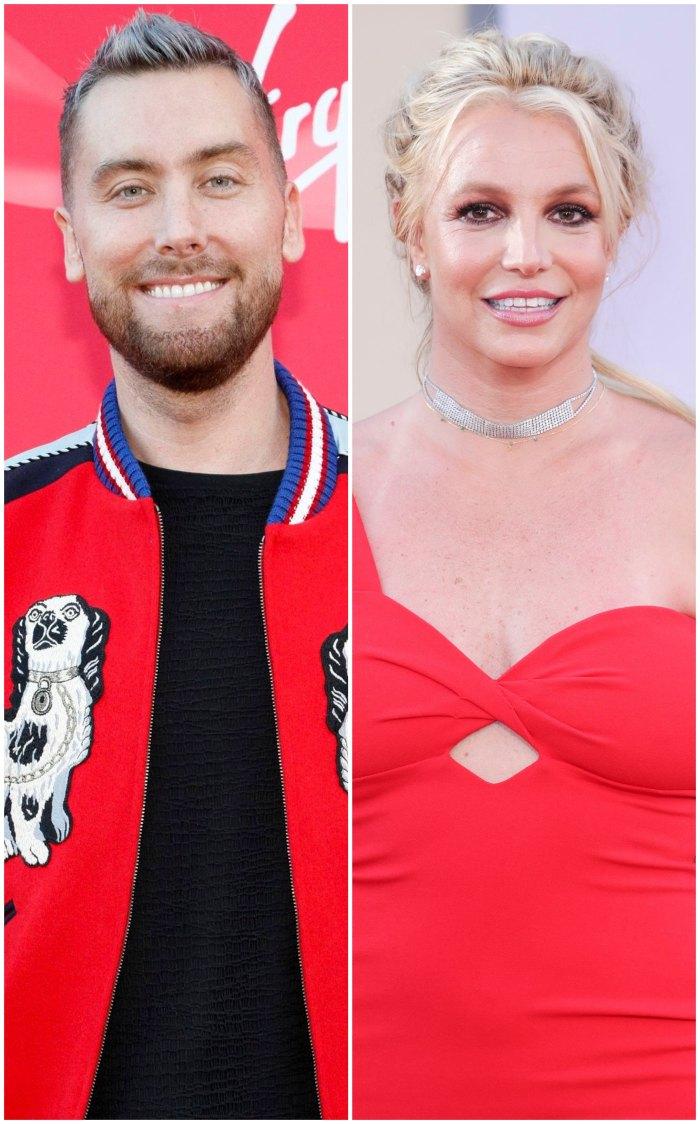 Lance Bass habla sobre el drama de la tutela de Britney Spears