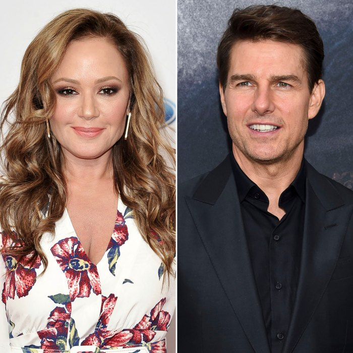 Leah Remini Says Tom Cruise's COVID Outburst Was 'All for Publicity'