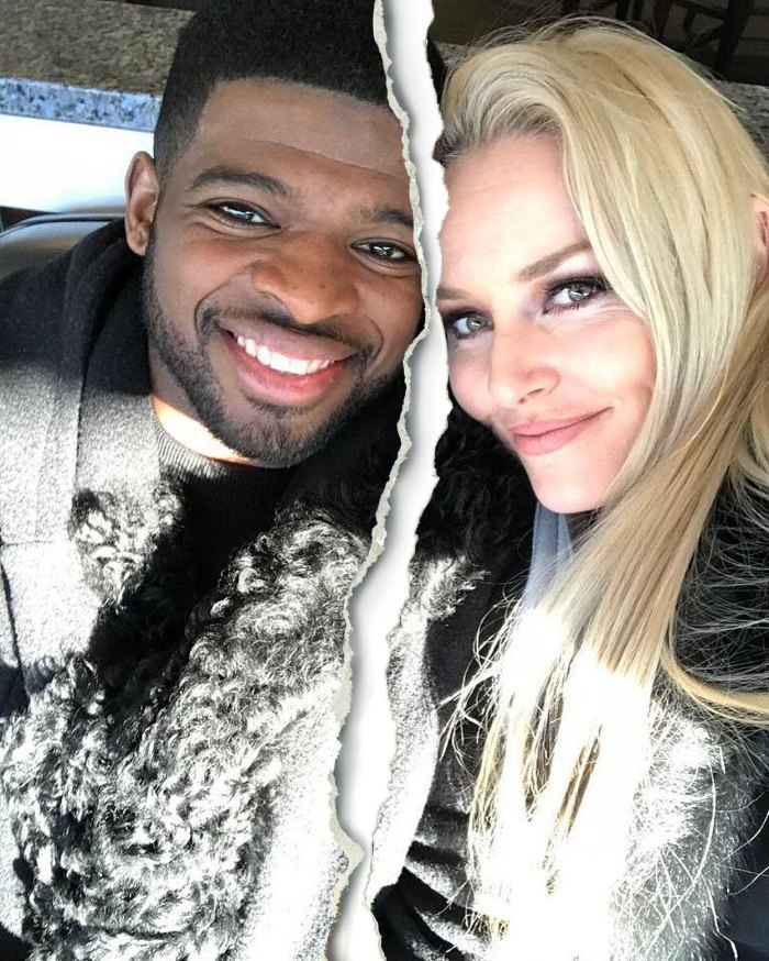 Lindsey Vonn se separa de Fiance PK Subban después de posponer la boda
