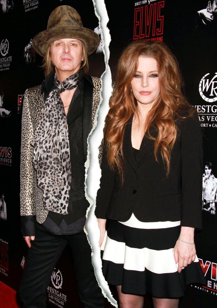 Lisa Marie Presley finaliza el divorcio de Michael Lockwood 4 años después de su separación