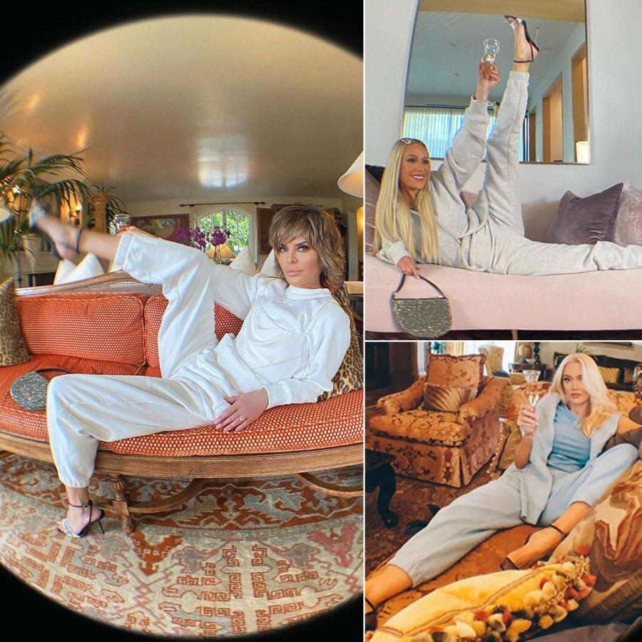 Lisa Rinna's Best Twinning Moments