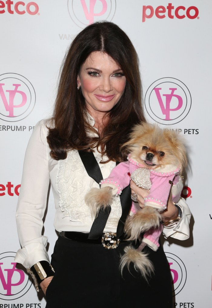 Lisa Vanderpump's Dog Giggy Dies: 'He Was Truly Loved'