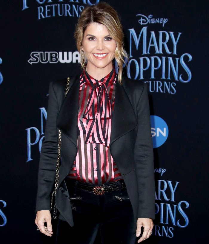 Lori Loughlin Spent Two Weeks in Isolation Before Release From Prison