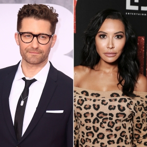 Matthew Morrison Brings About Losing Another ' Glee' Costar With Naya Rivera
