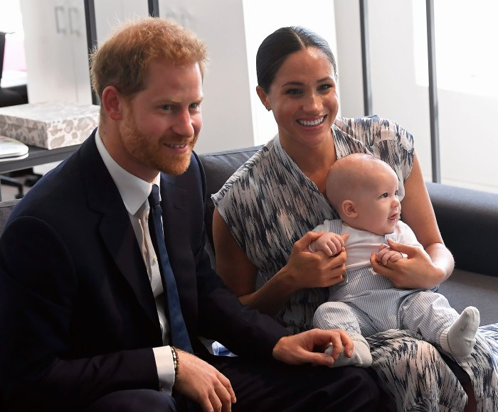 Meghan Markle and Prince Harry Gifted Archie the Most Thoughtful Present