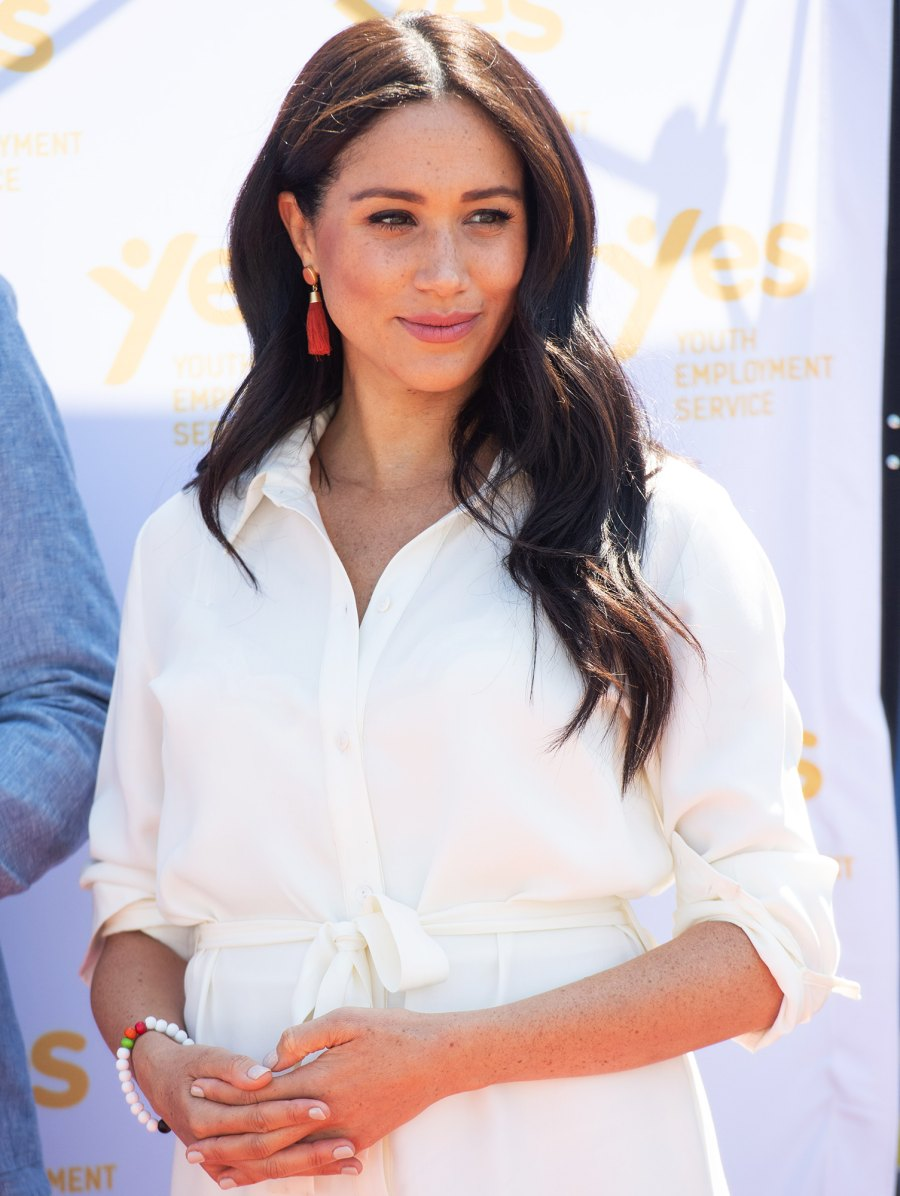 Meghan Markle's Most Honest Quotes About Her Struggles With Royal Life Motherhood and More 6