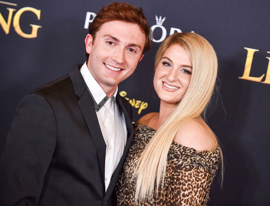 Meghan Trainor Gives Birth Welcomes 1st Child With Husband Daryl Sabara