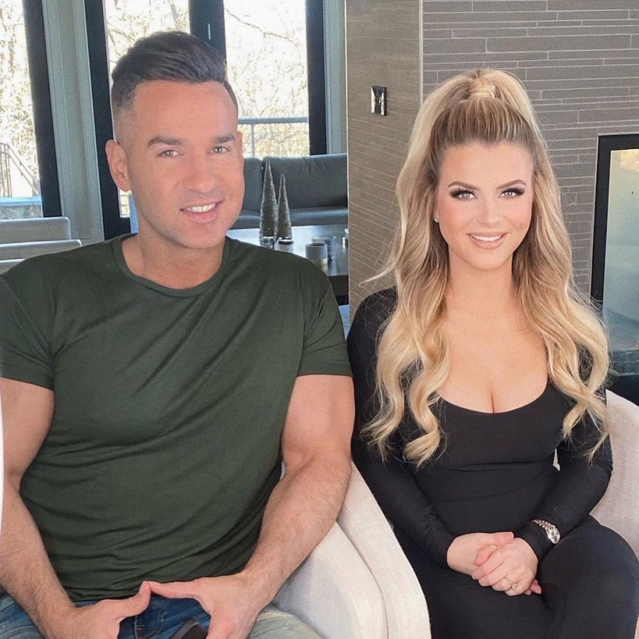 Mike The Situation Sorrentino and Wife Lauren Announce Having a Boy