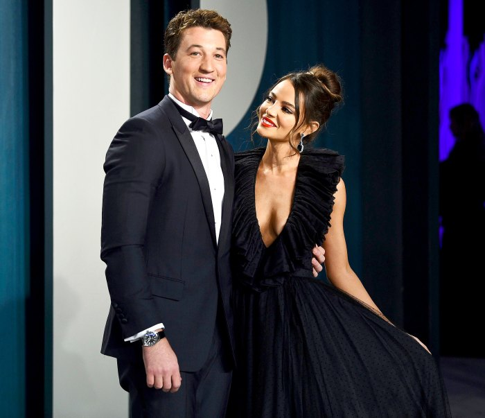 Miles Teller's Life is A Lot Less Stressful Since Marrying Keleigh Sperry