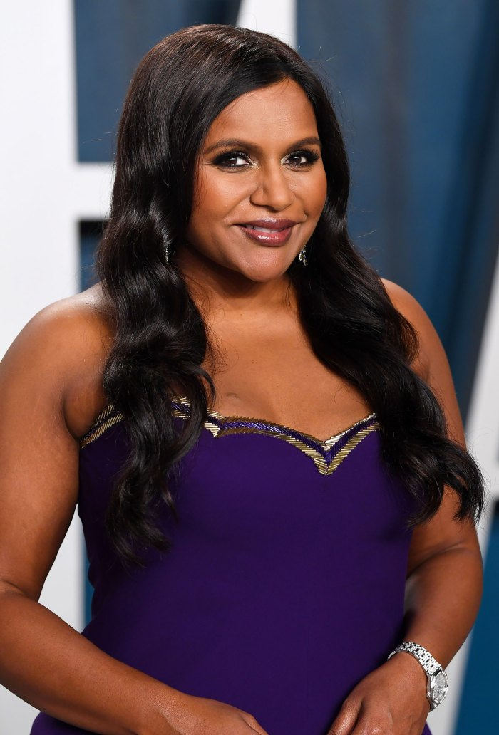 Mindy Kaling Shares Her Kids' Middle Names After Comments About 'Very Caucasian' Monikers