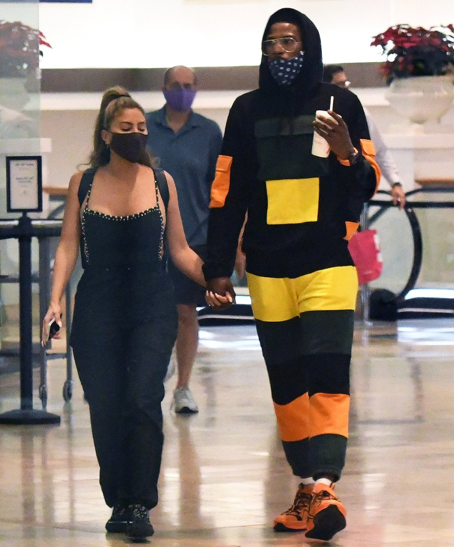 NBA Star Malik Beasley's Wife Montana Yao Reacts to Photos of Him and Larsa Pippen Holding Hands
