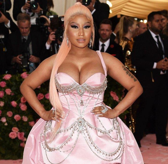 Nicki Minaj habla sobre la lactancia y el bombeo dolorosos