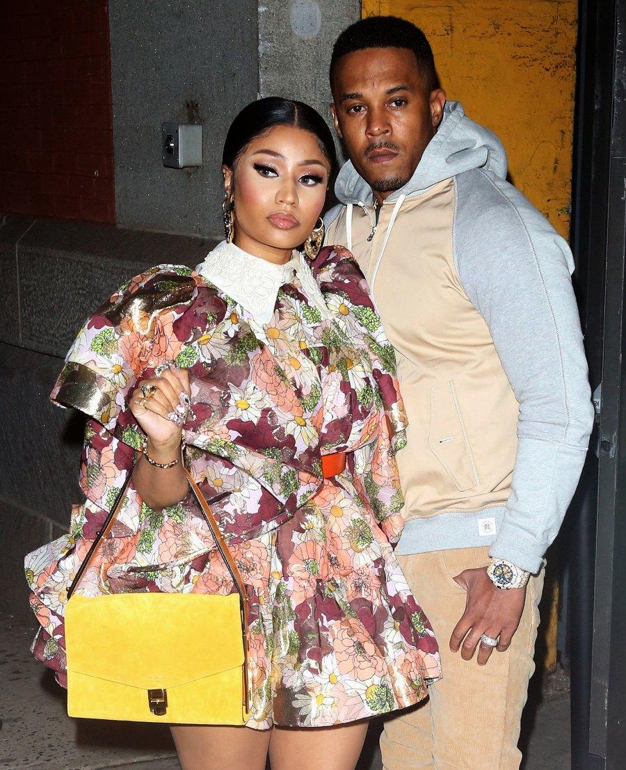Nicki Minaj married Kenneth Petty
