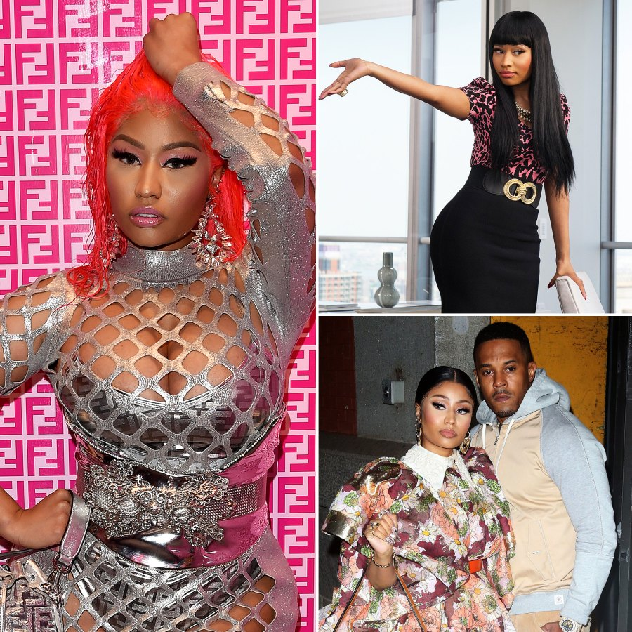 Nicki Minaj through the years timeline