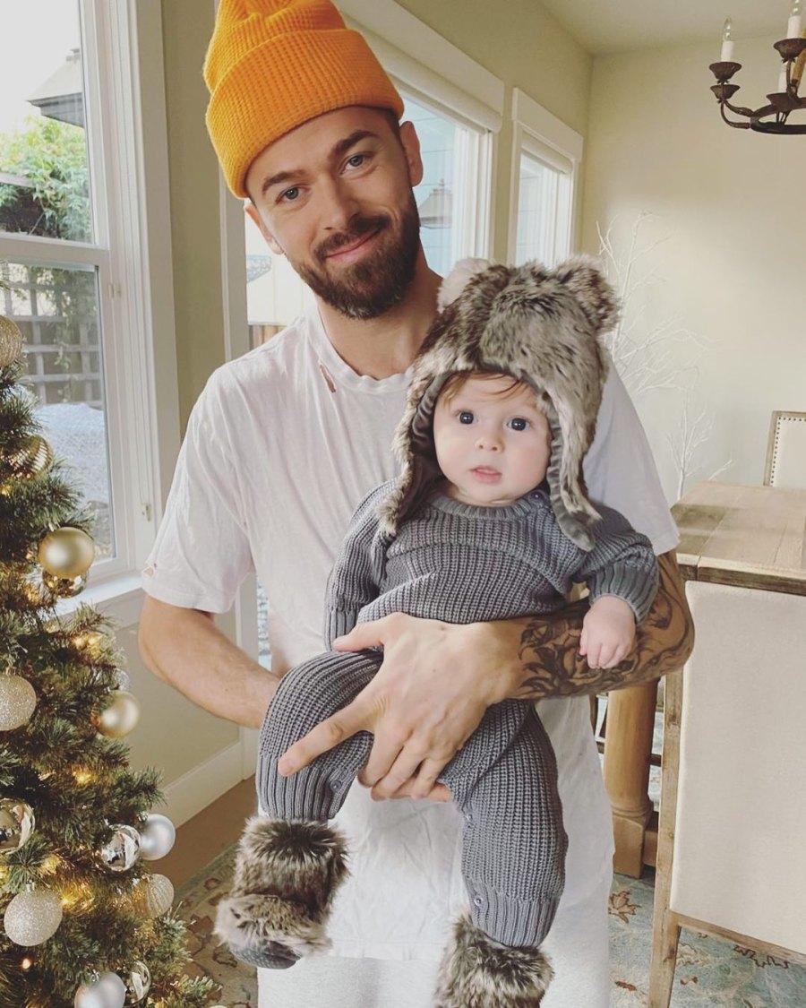 Nikki Bella Raves Over Adorable 'Russian Bear' Matteo Artem Chigvinsev