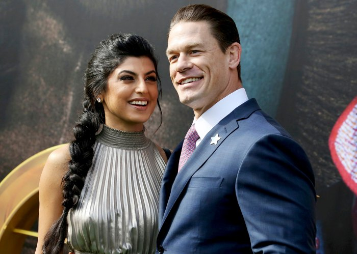 Nikki Bella Sends Belated Congratulations to Ex-Fiance John Cena After Marrying Shay Shariatzadeh 1