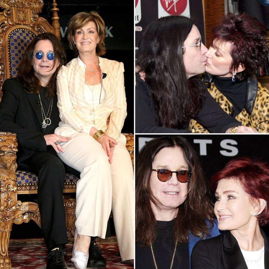 Ozzy and Sharon Osbourne A Timeline of Their Relationship