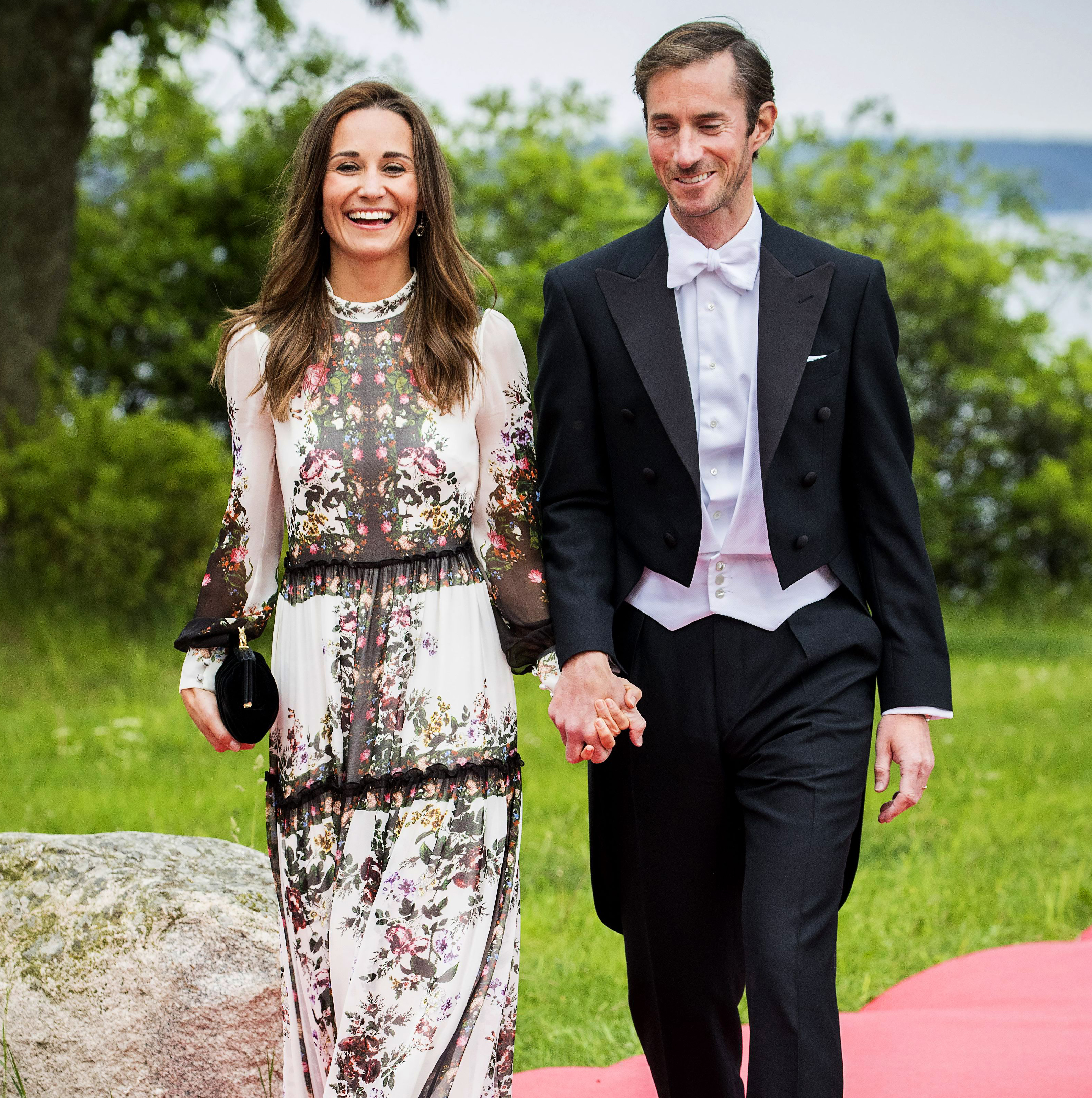 Pippa Middleton Gives Birth to 2nd Child With Husband James Matthews