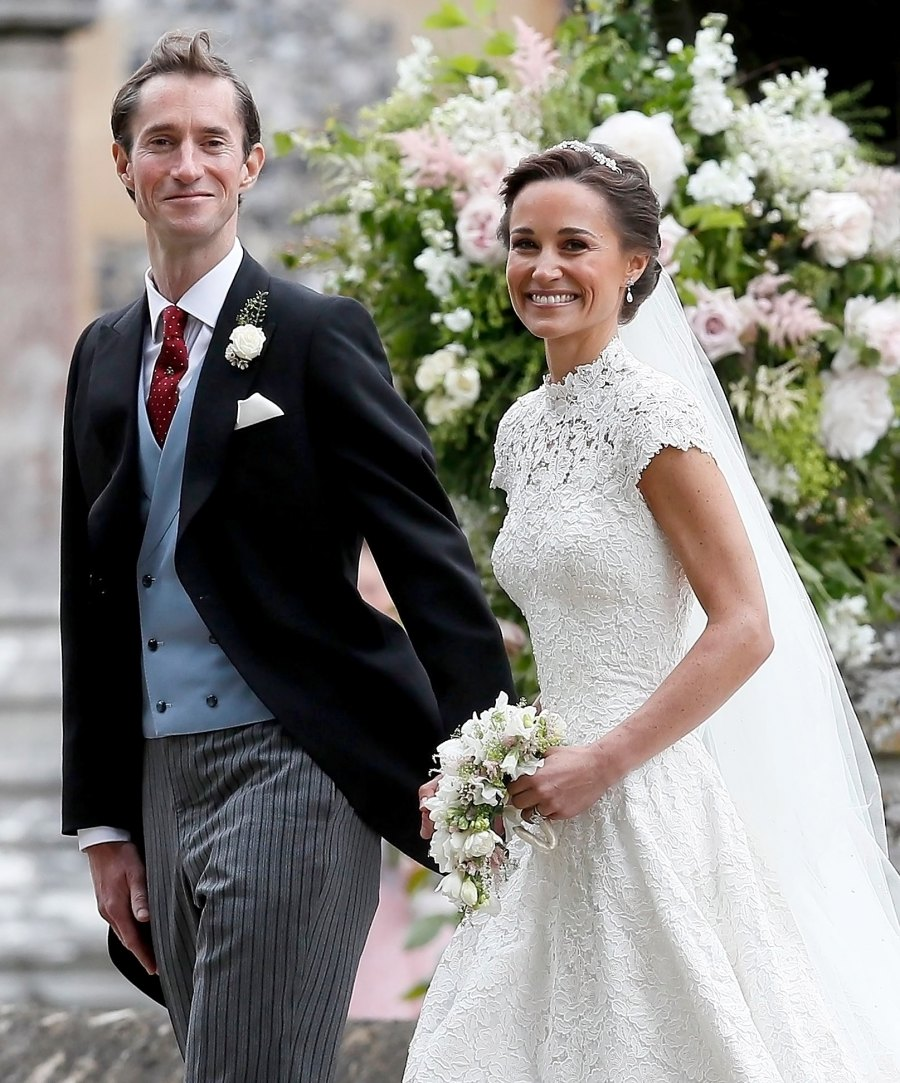 Pippa Middleton James Matthews Relationship Timeline