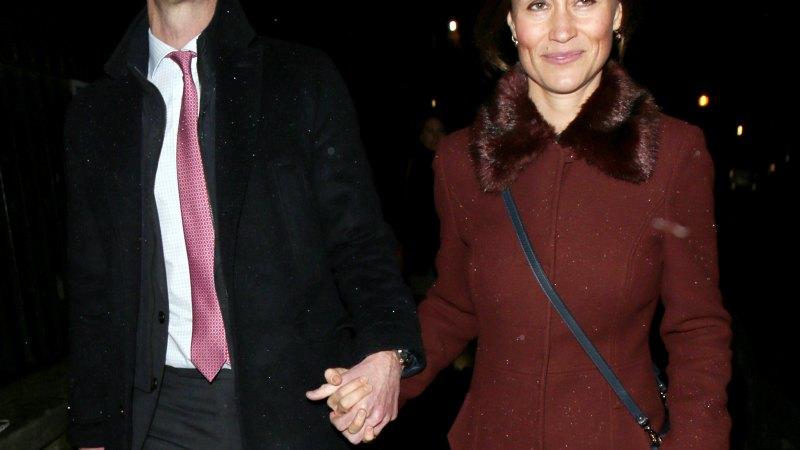 Pippa Middleton and James Matthews' Relationship Timeline