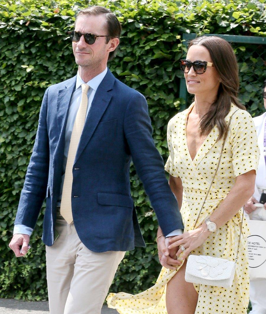 Pippa Middleton James Matthews Relationship Timeline
