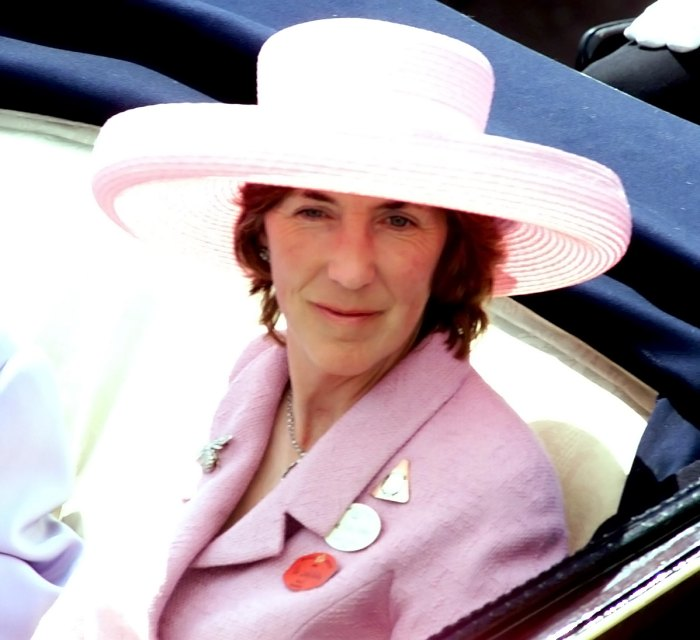 El Príncipe Harry Madrina Lady Celia Vestey muere 'repentinamente pero pacíficamente' a los 71 años