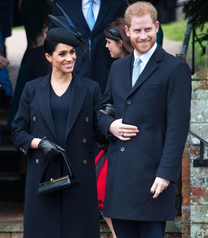 Tarjeta de Navidad del Príncipe Harry Meghan Markle 2020