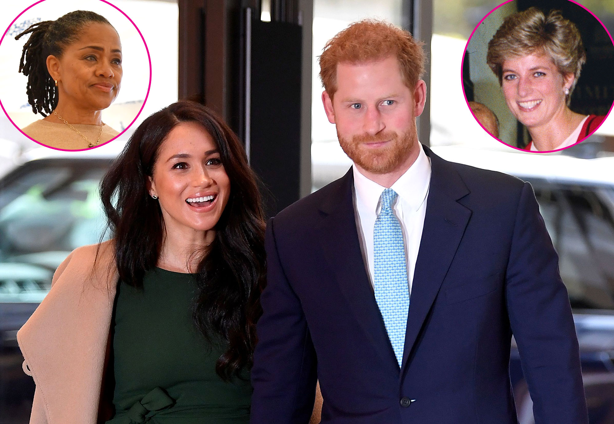 Prince Harry At Christmas 2021 Prince Harry Meghan Markle Pay Tribute To Their Moms In 2021 Letter