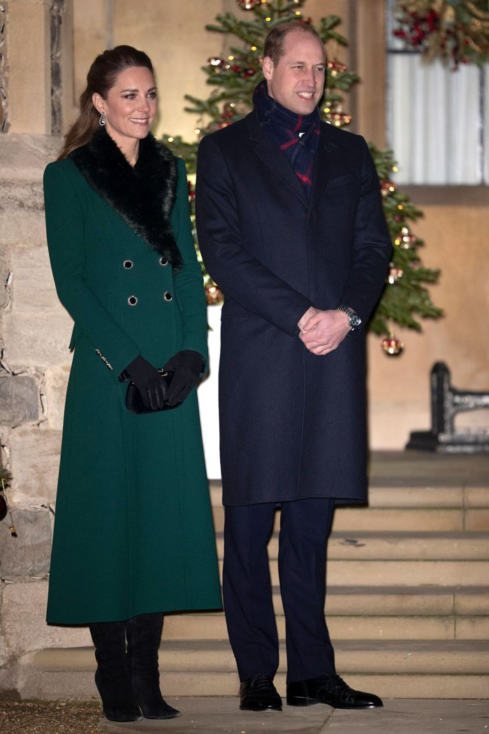 Prince William and Duchess Kate Wish for a Better 2021 in Heartfelt Christmas Message