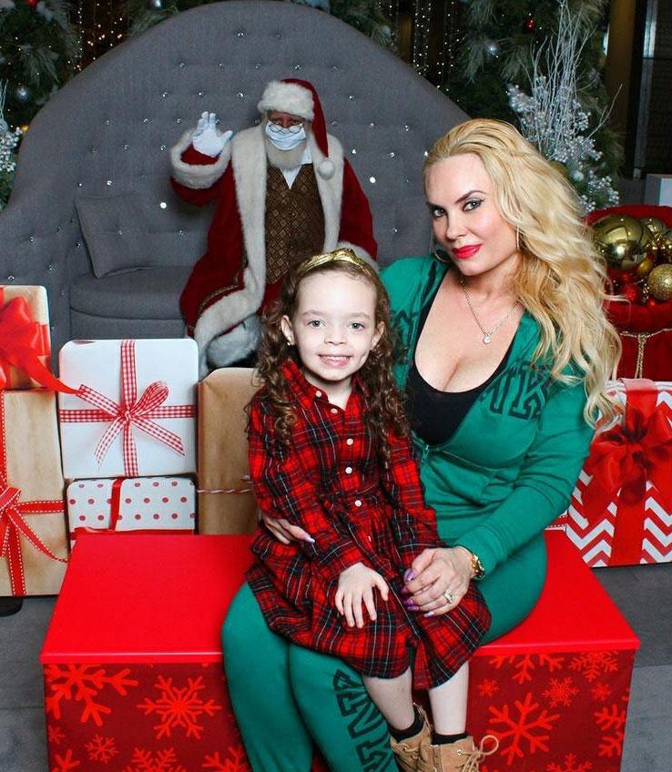 Promo Chanel Nicole Celebrity Kids Socially Distant Santa Visits in 2020 Holiday Season