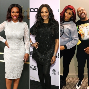 RHOA's Kandi and Cynthia Are Rooting for Porsha and Dennis to Make It Work