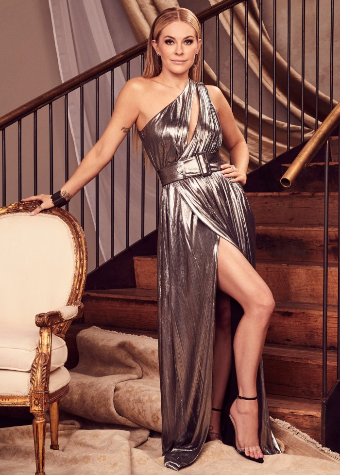 La estrella de 'RHONY' Leah McSweeney revela que recibió un 'aumento y aumento de senos en Navidad'