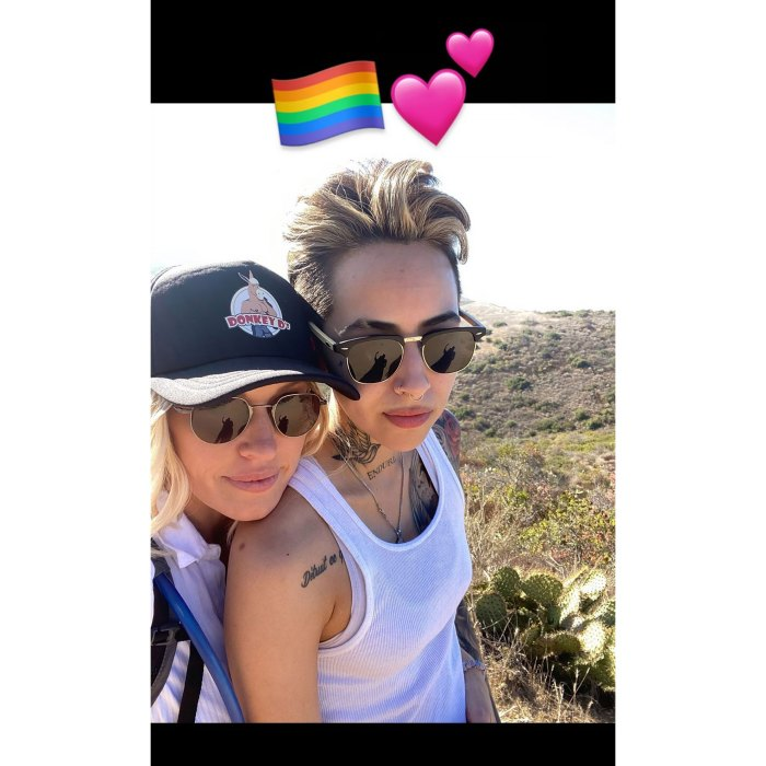 Real Housewives of Orange County Braunwyn Windham-Burke Enjoys Romantic Beach Date With Girlfriend Kris 2 Weeks After Coming Out as a Lesbian