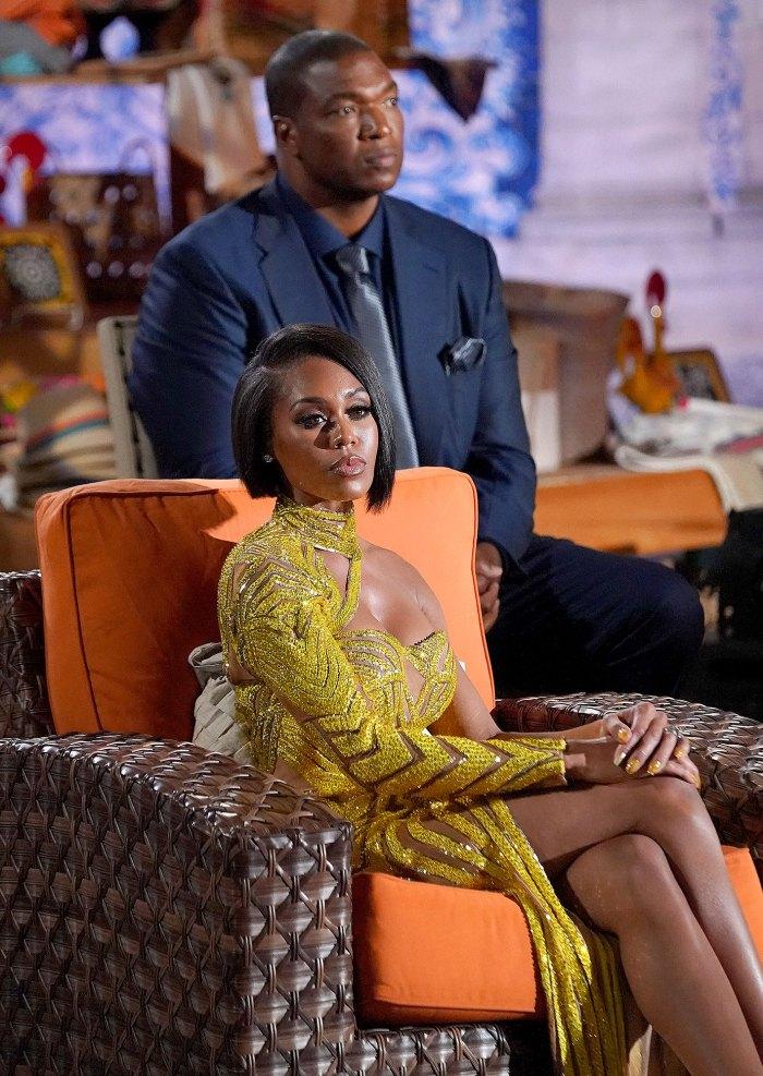 Real Housewives of Potomac Monique Samuels Quits After Season 5 Reunion Chris Samuels