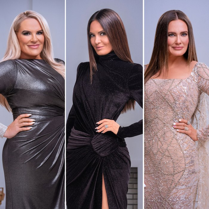 Real Housewives of Salt Lake City Heather Gay, Lisa Barlow and Meredith Marks Thoughts on Costars Housewife Confessions