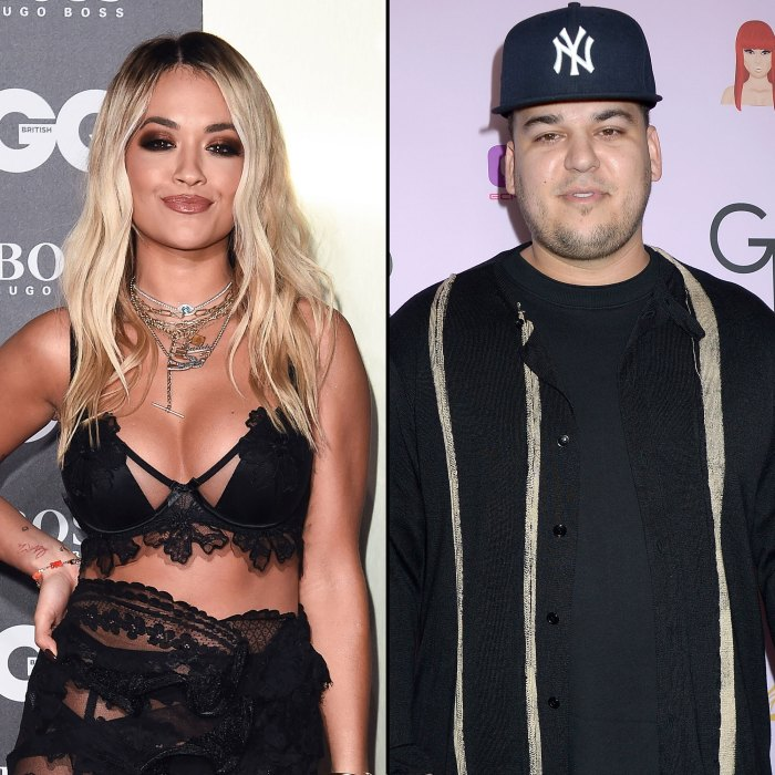 Rita Ora Forgot About Relationship With Rob Kardashian