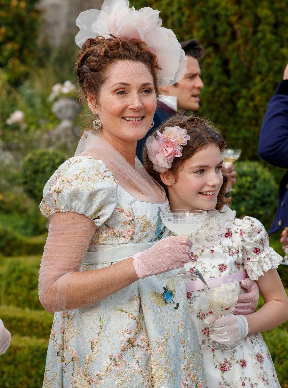 Ruth Gemmell Lady Violet Bridgerton